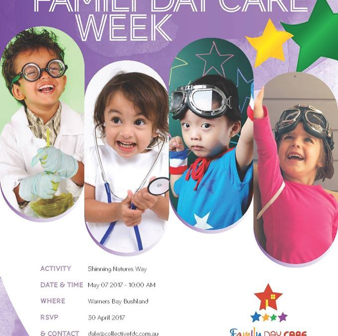 Celebrate National Family Day Care Week